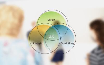 UX als Bindeglied von Strategie und Entwicklung